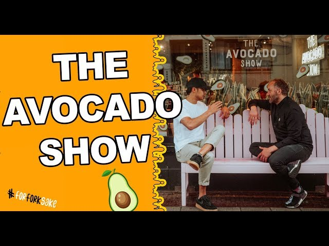 EPISODE #2 The Avocado Show - MUNCHIES IN AMSTERDAM