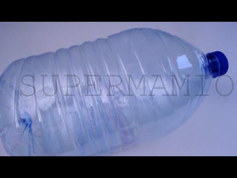 Поделки из бутылок из 5 литровых пластиковых бутылок своими руками