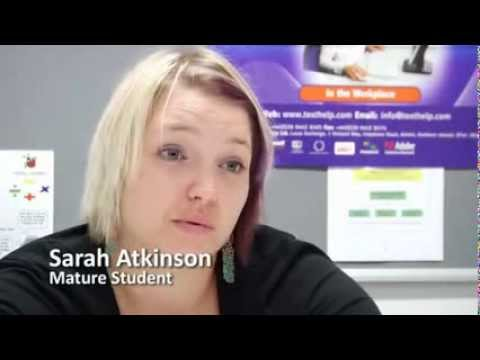 Read&Write GOLD helping a dyslexic University student succeed in her studies