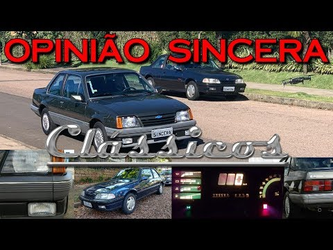 Chevrolet Monza - História, Detalhes, Características, Curiosidades E Mais! Clássicos Ep. 06