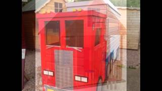 Wendyhouses Playhouses Kids Sheds Manchester Merseyside Wirral Lancashire North Wales