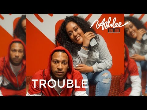 Ashlee Young - WATCH: Trouble on #SheAWinnerChallenge & Pool Party