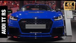 Audi TT 2018 Обзор