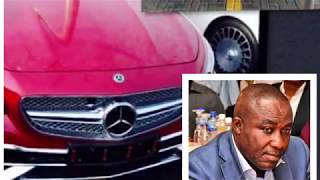 Wow Check Out Kwame Despite 2018 Latest Maybach Benz
