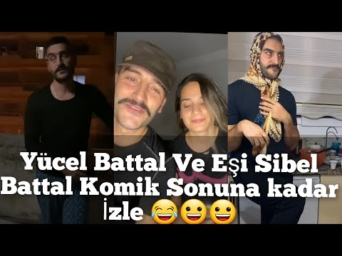 Yücel Battal Ve Eşi Sibel Battal Sonuna Kadar izle Komik Videolar Gülmek Garanti 🤣😂 Tepki Videosu
