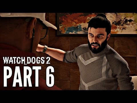 Watch Dogs 2 Walkthrough Part 6 - LOOKING GLASS! (PS4 Pro Gameplay HD)