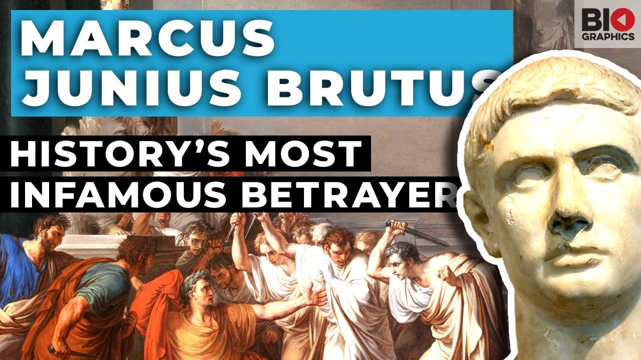 Download Marcus Junius Brutus: History's Most Infamous Betrayal