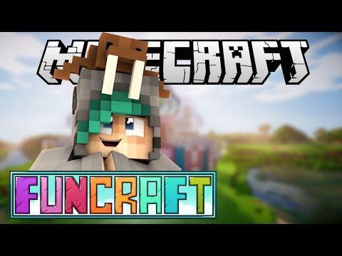 THE CRAZYCRAFT HAT! - Minecraft FunCraft SMP - Ep.5