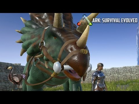 HELLO TRINA | Ark: Survival Evolved | Ep 15
