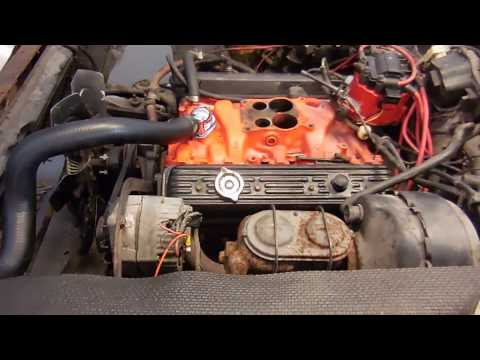 Abandoned Project: 1974 Corvette Stingray Video 4 of 13