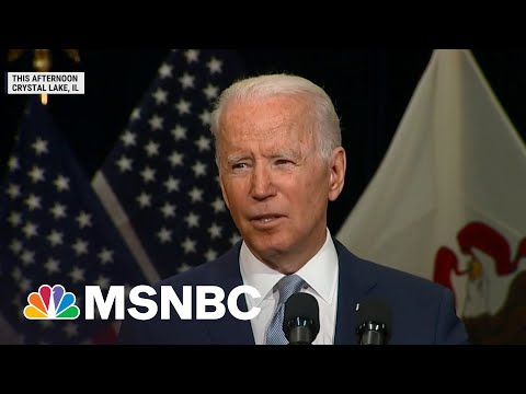 The GOP Admits Their Goal Is To Obstruct Biden's Agenda
