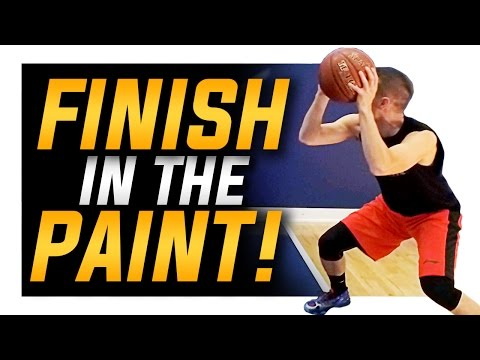 How to Finish in the Paint: Basketball Finishing Moves