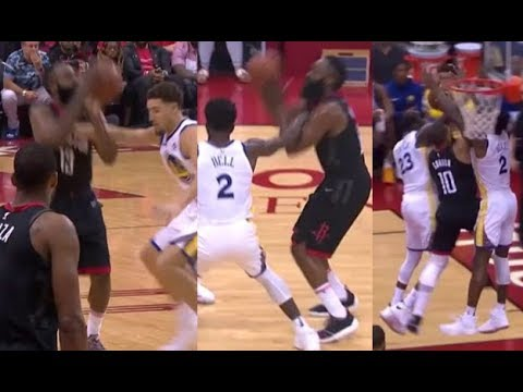 all-9-missed-foul-calls-by-the-refs-against-the-rockets-rigged-4-three-point-fouls-on-harden