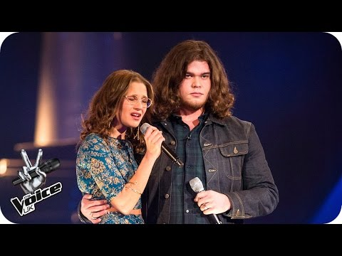 Chloe Castro Vs Alaric Green: Battle Performance - The Voice UK 2016 - BBC One