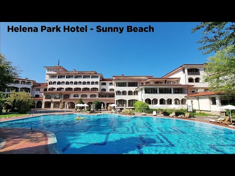 The Best All Inclusive Resort And Hotel In Bulgaria: Helena Resort - Helena Park Hotel!