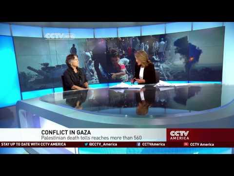 Phyllis Bennis on Gaza crsis