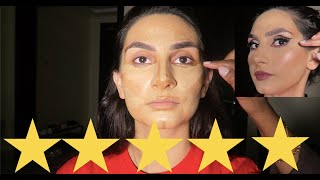 I WENT BACK TO THE BEST REVIEWED MAKEUP ARTIST IN ABU DHABI !