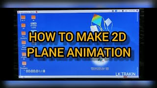 How To Make 2d Animation In Tupi Tube