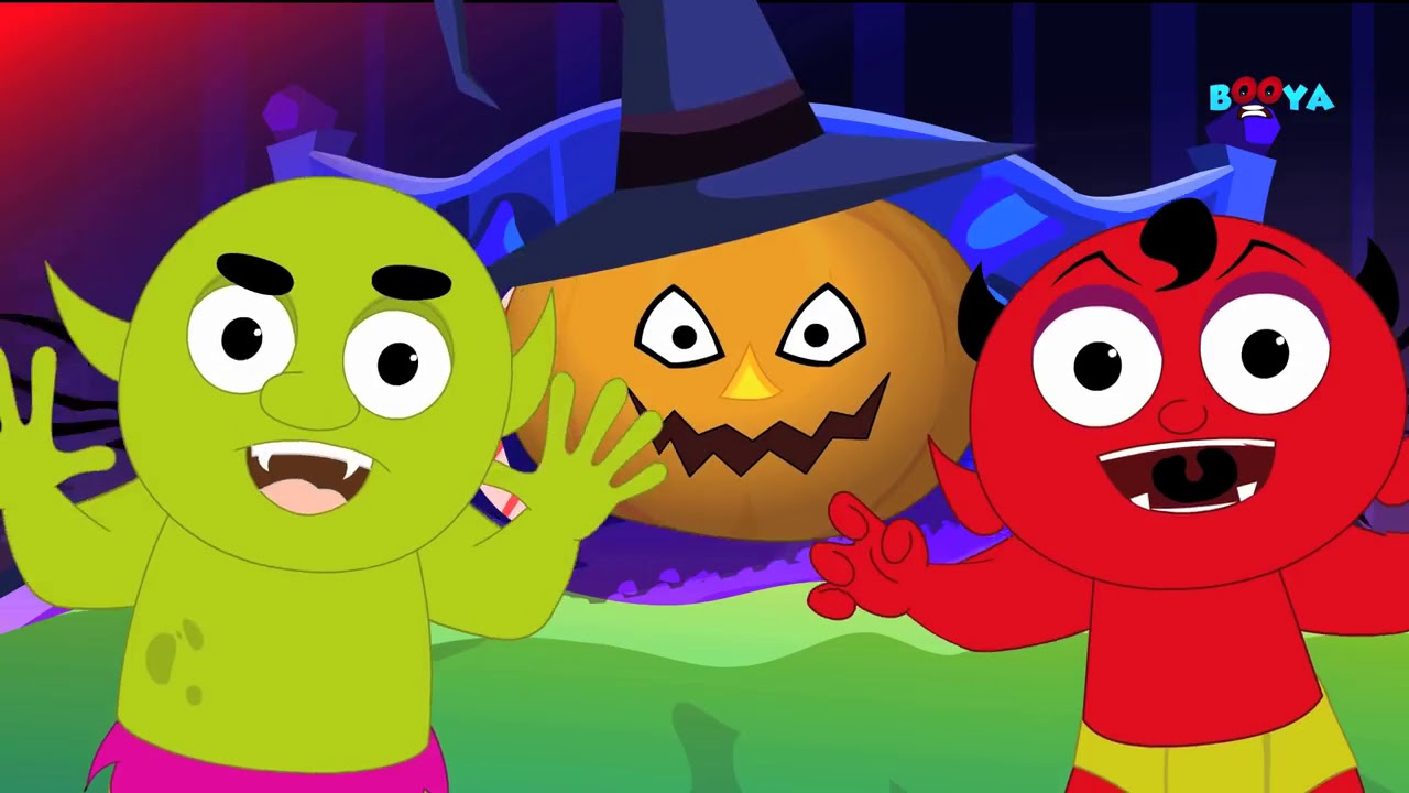 halloween songs halloween counting show for kids - educational music