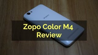 Zopo Color M4 Review