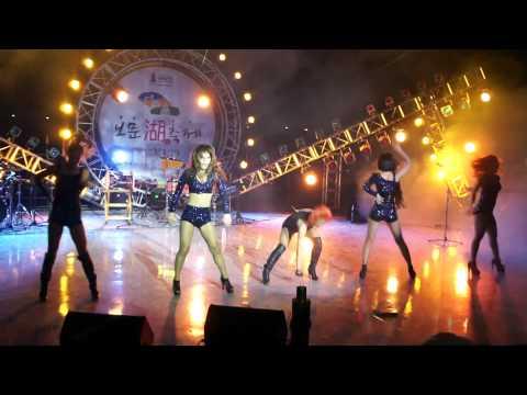 수퍼스타 K3 블랙퀸(SuperStarK3 Black Queen) - Don't Cha  HD Live