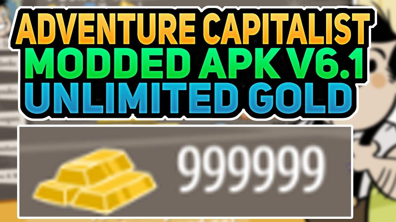 Adventure capitalist hacked apk 6 3 6   AdVenture Capitalist
