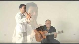 Quena - Sigi Velásquez / Guitarra - Lucho González / Popurri de Música Criolla del Perú