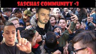 Sascha Starck und seine Community