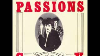 the passions   sanctuary 1982