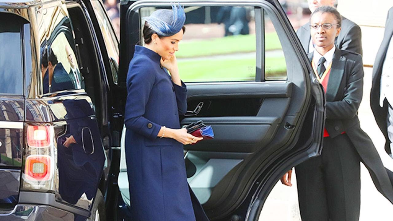 how-meghan-markle-covered-up-her-baby-bump