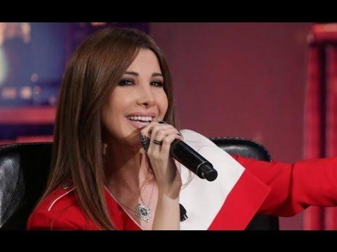 Nancy Ajram Francais Song À toi - نانسي عجرم تغني أغنية فرنسية