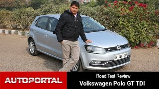 Volkswagen Polo GT TDI Test Drive Review - Autoportal
