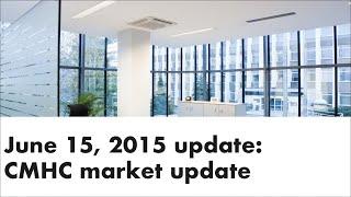 Mortgage Update June 15 2015 - Andrew Thake   Ottawa Mortgage Man