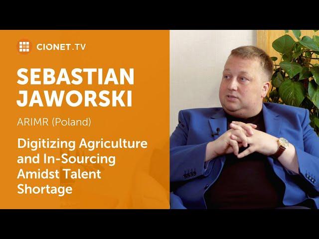 Sebastian Jaworski – ARIMR / BGK – Building In-House Team Among Talent Shortage