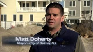 Communicating Superstorm Sandy - Belmar, NJ