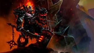 World of Warcraft - реплики Чернорука.