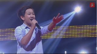 The Voice Kids Thailand - ท้อด - Sunday Morning - 1 Mar 2015