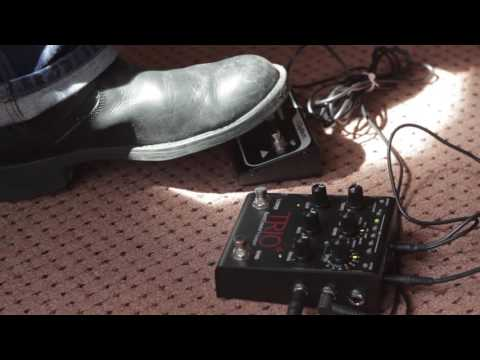 DigiTech trio+ freestyle jamming on the trio+ by darryl hanton