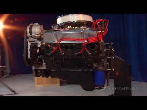 GM Performance Small Block Chevy 350/290 HP V8 Engine