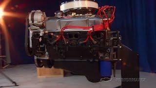 GM Performance Small Block Chevy 350/290 HP V8 Engine