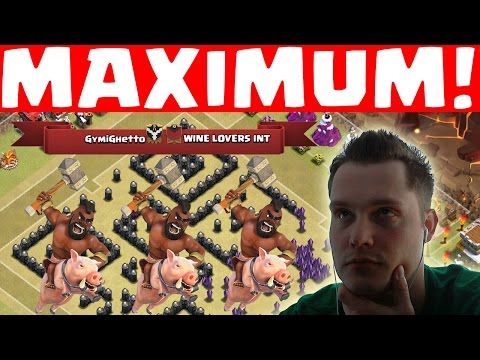 MAXIMALER CLAN KRIEG! || CLASH OF CLANS || Lets Play CoC [Deutsch/German HD+]