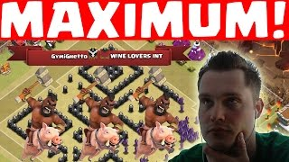 MAXIMALER CLAN KRIEG! || CLASH OF CLANS || Let's Play CoC [Deutsch/German HD+]