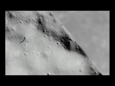 Exploring Moon Anomalies in Google Earth