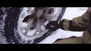 'Школа внедорожной езды'. Как ездить по глубокому снегу?