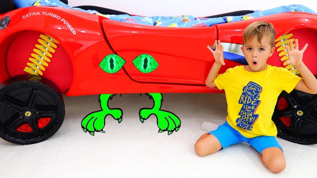 Vlad und Niki   Monster unter meinem Bett Geschichte