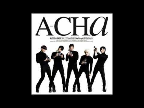 [Full Album] 슈퍼주니어 (Super Junior) - A Cha (The 5th Album Repackage)