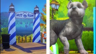 EXPLORING BRINDLETON BAY + GAMEPLAY! | THE SIMS 4 // CATS AND DOGS