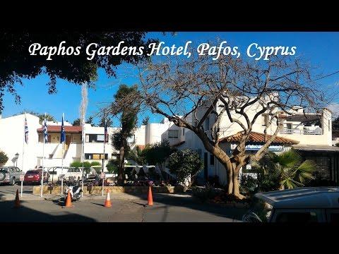 Paphos Garden Hotel, Pafos, Cyprus. Пафос Гарденc Отель, Кипр
