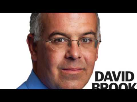 David Brooks - State of the Valley