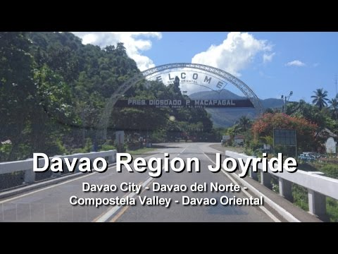 Pinoy Joyride - Davao Region (Region XI) Joyride